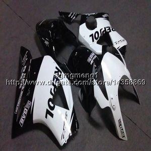 23colors + vis panneaux de moto blanc repsol pour HONDA CBR954RR 2002 2003 CBR 954 RR 02 03 carénage de moteur ABS