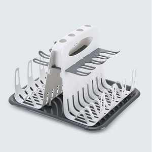 Drying Rack tree Storage Nipple Shelf Baby Pacifier Feeding Cup Holder Baby Bottle cleaning Dryer drainer