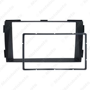 Автомобильная 2Din Radio Fascia Frame для Hyundai Sonata NFC 2009-2010 Стерео Лицевая панель Комплект для установки приборной панели # 5144