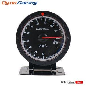 Dynoracing 60MM Racing Car Exhaust Gas Temp Gauge  EXT Temp Gauge & Light Auto Exhaust Gas Temp Gauge TT101474