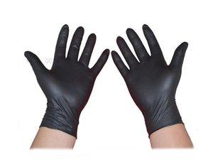 100Pcs Gloves Garden Kitchen Disposable Ware Plastic For Home 0F34 QA