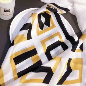 High-end fashion women's scarves of good quality designer style in 2020