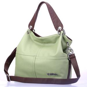 Suutoop 2019 Frauen Pu-leder Vielseitige Handtaschen Damen Weiche Berühmte Designer Umhängetasche Mädchen Crossbody Schulter Casual Bags Y190620