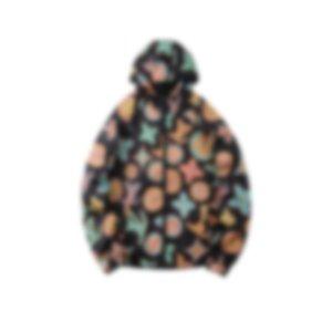 New Mens Womens Designer Jackets Luxury Windbreak For Men Women Fashion Brand Zipper Sun Protective Hoodies Top Quality Coats 2070205V