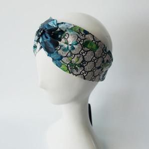 capelli estate e l'autunno 2020 nuove donne di marca del progettista con la retro fascia elastica accessori per capelli fascia per capelli morbidi M001