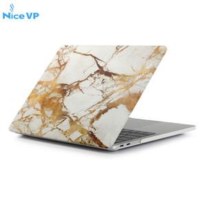 Caso duro gommato per il 2018 nuovo MacBook Air pro 11.6 12 13.3Retina Laptop Transfer protezione completa della copertura della cassa d'acqua Stampa di confezione al dettaglio