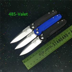 De BENCHMADE BM EDC 940 781 535 417 3300 BM485 C81 C41 cuchillo de la mariposa 485 acampar al aire libre Servicio de cuchillo eje de plegado