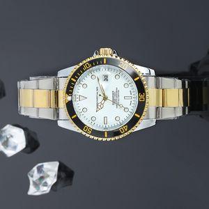 Конструктор часы мужские Роскошные часы кварцевые часы для мужчин автоподзаводом Мужской Наручные часы унисекс Женщины Нет Box B104461X