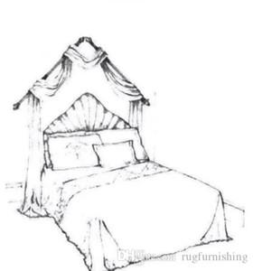 FB veya Ins-yepyeni yatak seti kral veya kraliçe boyutundan müşteri için Yatak set / Yorgan BAĞLANTILAR