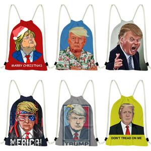 Trump Bag Verão Bolsa New Trump Luxo Mochila Ombro grandes sacos Mensageiro Tote Backpack # 735