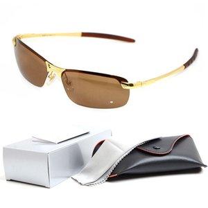 Heißer verkauf marke polarisierte sonnenbrille männer sonnenbrille marke designer frauen sonnenbrille drachen polarisierte sonnenbrille mit original fällen box