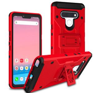 Per Protezioni in pelle Iphone11 Pro Max XR SE2 Defender antiurto metallici kickstand copertura dura armatura della cassa del telefono