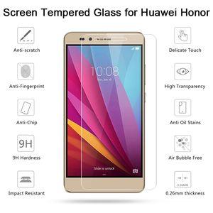 Huawei Honor 6C Pro 4C 5C Cam için Onur 8X 7X 6X 5X 4X 3X Max Film Koruyucu Koruyucu Film Cam