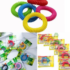 Mosquito Repellent Bracelets Hand Wrist Band Telephone Ring Chain Anti Mosquito Bracelet Pest Control Bracelet Bands