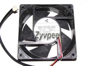 120x120x38mm MMF-12C12DL-RA2 12cm 12V 0.24A 3Wire 쿨러 팬