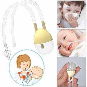 Muco nasale Aspiratore Baby Safe Naso aspirapolvere di aspirazione nasale di muco che cola Aspiratore Inspirate per il bambino