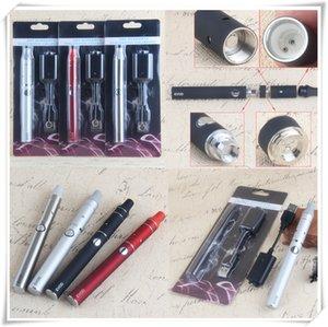 Vaporizadores Pen 5Pcs EVOD AGO G5 Blister Kit Wax ervas vaporizador 1100mAh vape Atualizado caneta erva seca
