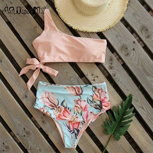 2020 New Sexy Bikini Swimwear Women Swimsuit Ruffle Bikinis Women Bathing Suit Biquini Brazilian Bikini Set Summer Beachwear