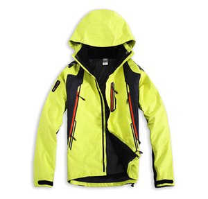 htspor men's spring winter 3in1 removable two-piece waterproof outdoor rock climbing mountain hiking outing jacket leisure coat
