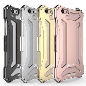 JSKEI alumínio Gundam Armadura de telefone capa para iPhone 6 6S Phone Cases Covers escudo protetor
