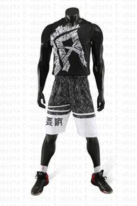 2019 Горячие продажи Высокое качество быстросохнущие подбора цветов печатает не утрачен баскетбол jerseys6549155661546534343