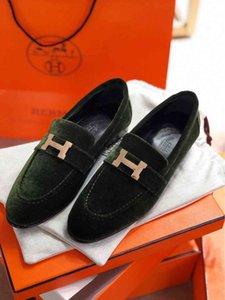 Fashion Shoe signora Flat Casual Fashion qualità singola esterna Lok Benedizione alta causale riva 010.701