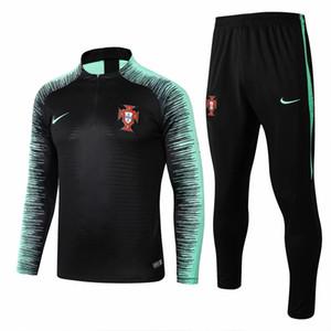 2019 FRANC PARIS England Portugal Bayern Brazil SG men FOOTBALL SURVETEMENT Maillot de foot GRIEZMANN MBAPPE Training Suits