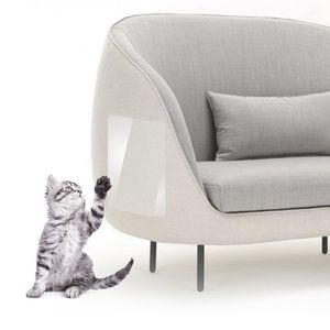 2pcs / set gatto che graffia Guardia Divano Protector Anti-Scratch Pad Couch Guardia Mat Gatti Graffiatoi Mobili per la casa HHA1070