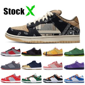 nike sb dunk low Luxury Fashion Dunk Low Uomo Donna Scarpe Chunky Dunky Staple NYC Pigeon skateboard allenatori sportivi Sneakers 36-45 in corso