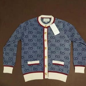 Para mujer Marca Cardigan de punto suéteres para niñas activas Casual Top caliente Botón La nueva capa de la manera del estilo 2020 marca de ropa de la venta caliente de calidad superior