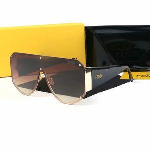 8807 Occhiali da sole da stilista occhiali da sole classici retrò con montatura Pilot e lenti in vetro con protezione UV400 con scatola