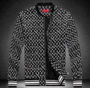 Mens 2020 spring and autumn men s jacket Korean version of the trendy handsome shirt casual jacket tide brand baseball uniform