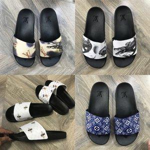 Slipper Frauen Soes Sandalen Sommer 2020 Wohnung Soes PU Leater Gladiator Soe Frauen Deners Zapatos De Mujer L05 # 942 # 454 # 877
