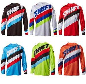 2020 hot venda nova mudança jaqueta homens roupas de ciclismo downhill roupas mountain bike de ciclismo roupas off-road de moto lon downhill verão