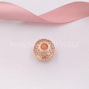 Authentische 925 Sterling Silber Perlen schillernden weißen Glas Murano Charm Charms Passend Europäische Pandora Style Schmuck Armbänder Halskette 7976