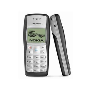 الأصلي تجديد الأصل NOKIA 1100 الهاتف المحمول GSM المزدوج الفرقة الكلاسيكية المجددة رخيصة الهاتف الخليوي للبيع