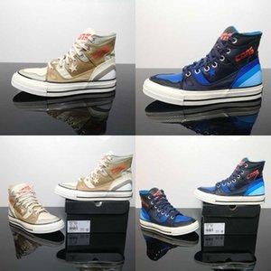 High Quality Hybrid Chuck 70 E260 Hi Rex Mountain Pack Shoes Men Women Black White sneakersConverseswomen Skateboard SneakersqeGI#