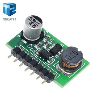 Active Components Integrated Circuits GREATZT 3W IN 7-30 OUT 700mA LED Lamp Driver Support PMW Dimmer DC-DC 7.0-30V to 1.2-28V Step