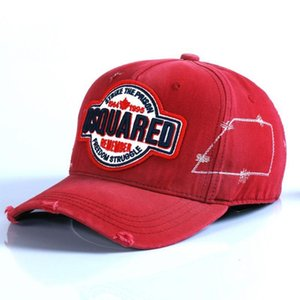 new Best selling Designer hat d2 baseball caps cap embroidery Luxury mens hat Snapback cap adjustable Golf capdsquared2 men cap 00BTOd#