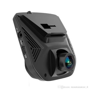 Enregistreur de caméra pour tableau de bord grand angle 170 degrés FHD 1080p avec enregistreur de caméra de voiture DVR Dash Cam avec capteur Sony Exmor, capteur G, WDR, enregistrement en boucle