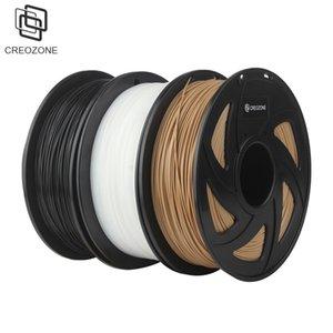 (Confezione da 3) Freeshipping Premium Filamento di plastica per stampante 3D PLA + ABS + Legno / PetG / TPU / Nylon / PP / PC / ASA / Fibra di carbonio / Glow in the Dark