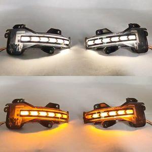 1 par espejo retrovisor del coche de vuelta del lado de señal de luz para Honda CRV / URV / Ciudad / GREIZ / JADE / VEZEL / ODYSSEY / avancier / Jazz Izquierda / Derecha DRL