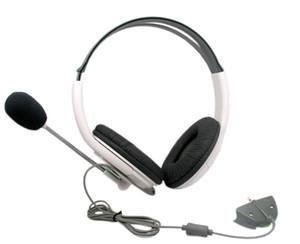 Cuffie grandi Cuffie cablate per giochi Cuffie stereo classiche Cuffie auricolari 2,5 mm AUX Cuffie da gioco con microfono per XBOX 360
