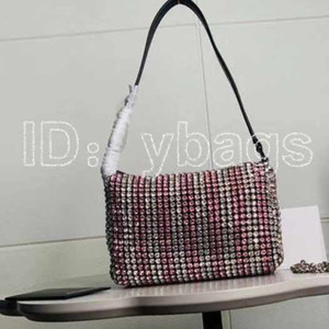 Luxury Designer Handbags Leather Popular Diamonds Fashion Women Bag Chain Crossbody Bag Brand Designer Shoulder Bags