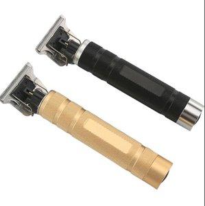 Pro Li T-Outliner Barber Shop Electric Professional Cordless Hair Trimmer Men 0mm Baldheaded Hair Clipper KM-T9 Hair Cutting Machine#50122