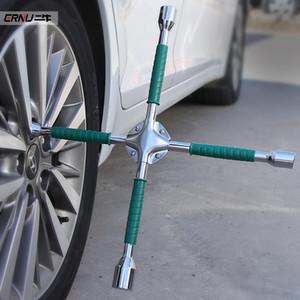 Auto-Reparatur-Kreuzschlüssel-Reifen-Ersatz Werkzeug-Set Verlängerung und Arbeitsersparnis Steckschlüssel Drehmoment-Sollreifenentfernungswerkzeug