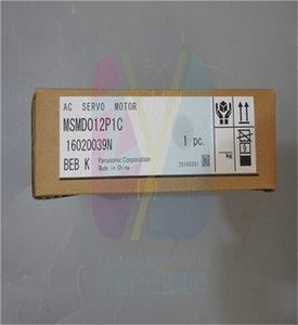 Сервомотор Panasonic MSMD012P1C новый в коробке бесплатная ускоренная доставка