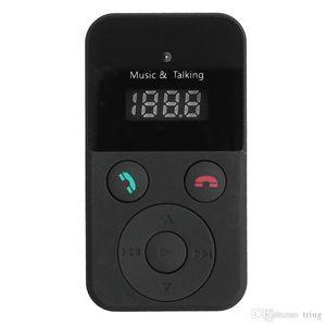 무선 블루투스 차량용 키트 FM 송신기 MP3 플레이어 LCD 디스플레이 지원 SD의 USB 원격 Contro의 USB 차량용 충전기