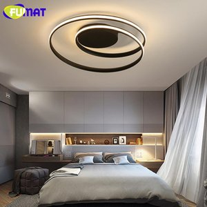 Fumat Lustre Ceiling Lights Led Lamp For Living Room Bedroom Study Room Home Decor 85 -265v Modern Surface Mounted Ceiling Lamp