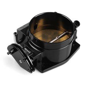 US STOCK Auto Car Aluminum 102mm Throttle Body For LS1 LS2 LS3 LS6 LSX Car Accessories Black Silver RS-THB001